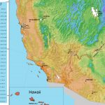 Usda Plant Hardiness Zone Map Enlargement Of South West High Rez – California Hardiness Zone Map
