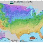 Usda Planting Zones For The U.s. And Canada   The Old Farmer's Almanac   Usda Zone Map California