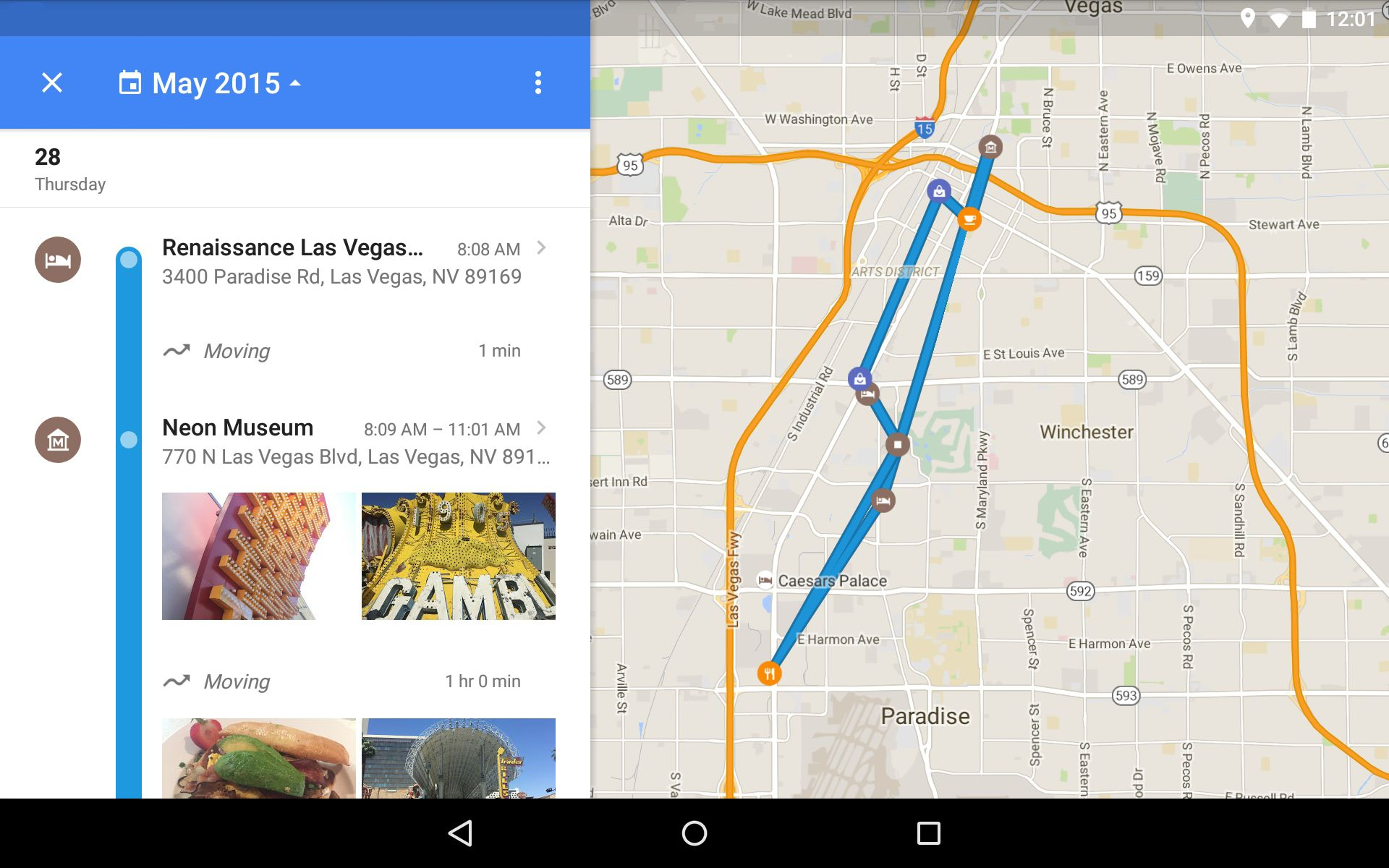 Use Google Maps To See Where You've Traveled - Cnet - Google Maps Texas Directions
