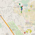 User California River Map Los Angeles California Google Maps Map   La California Google Maps