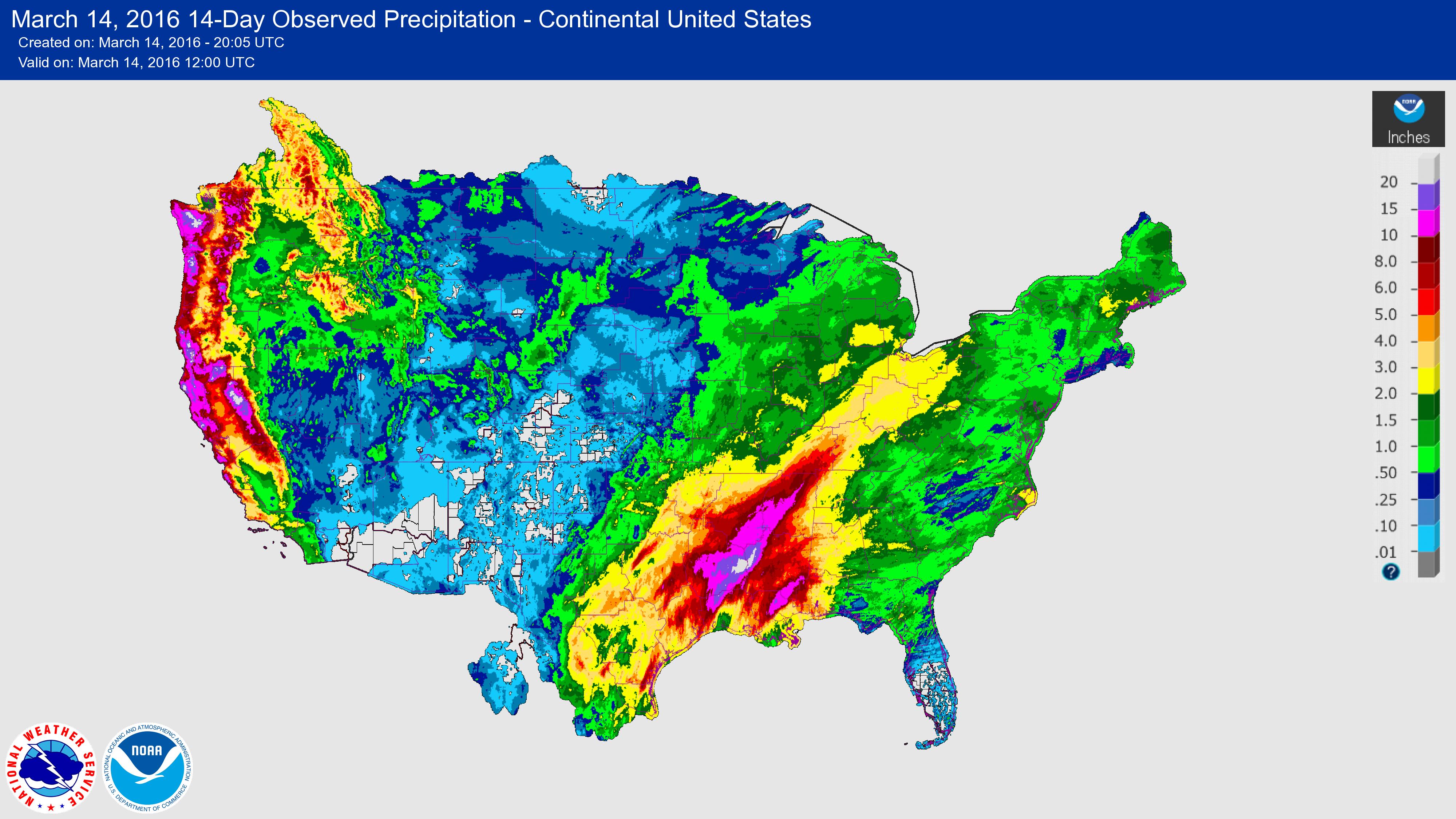 Usgs 2016 Spring Floods - Texas Flood Zone Map 2016