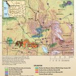 Usgs Mineral Resources On Line Spatial Data   Gold Mines In Texas Map
