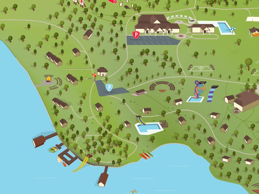 Van, Texas | Sky Ranch Christian Camps - Sky Ranch Texas Map