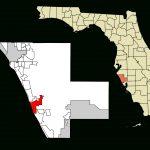 Venice, Florida   Wikipedia   Map Of Florida Showing Venice Beach