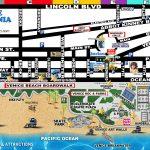 Venice Map | La In 2019 | Venice Beach Florida, Venice Beach   Map Of Florida Showing Venice Beach