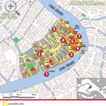Venice Maps   Top Tourist Attractions   Free, Printable City Street Map   Venice Printable Tourist Map