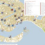 Venice Printable Tourist Map | Sygic Travel   Venice Printable Tourist Map