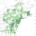 Verizon Availability Areas & Coverage Map | Decision Data   Verizon Internet Coverage Map Texas