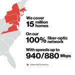 Verizon Fios Availability & Coverage Map For Internet, Tv And Phone   Verizon Fios Availability Map Florida