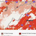 Verizon Wireless Coverage Map California - Klipy - Verizon Wireless Coverage Map California