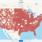 Verizon Wireless Coverage Map California Valid Cell Phone Coverage - Verizon Wireless Coverage Map California