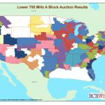 Verizon Wireless Makes Offer To Sell 700 Mhz Licenses If 1.7/2.1 Ghz   Verizon Wireless Coverage Map Texas