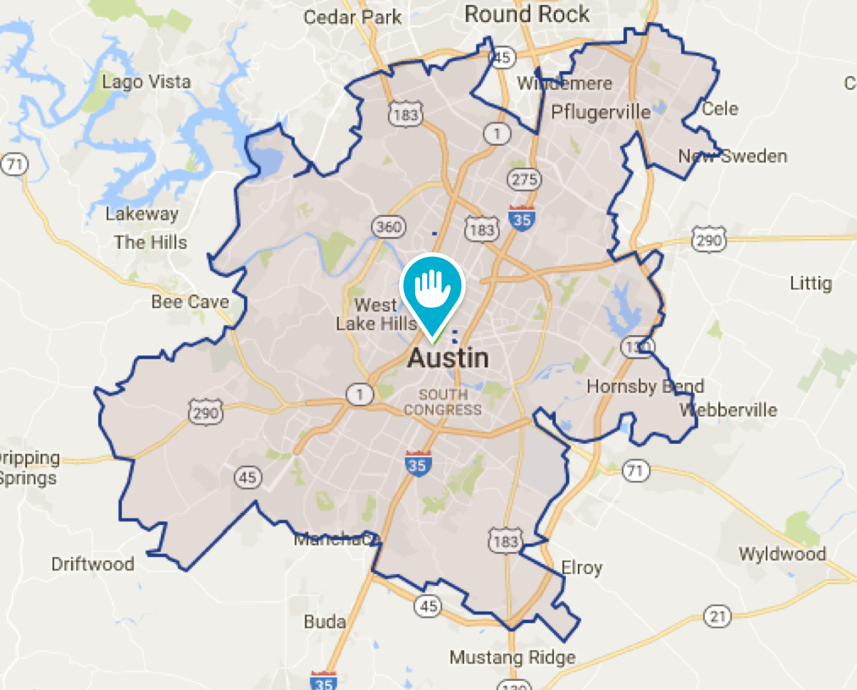 Vibrant Idea Lakeway Texas Map Tx Maid Service And House Cleaning - Lakeway Texas Map