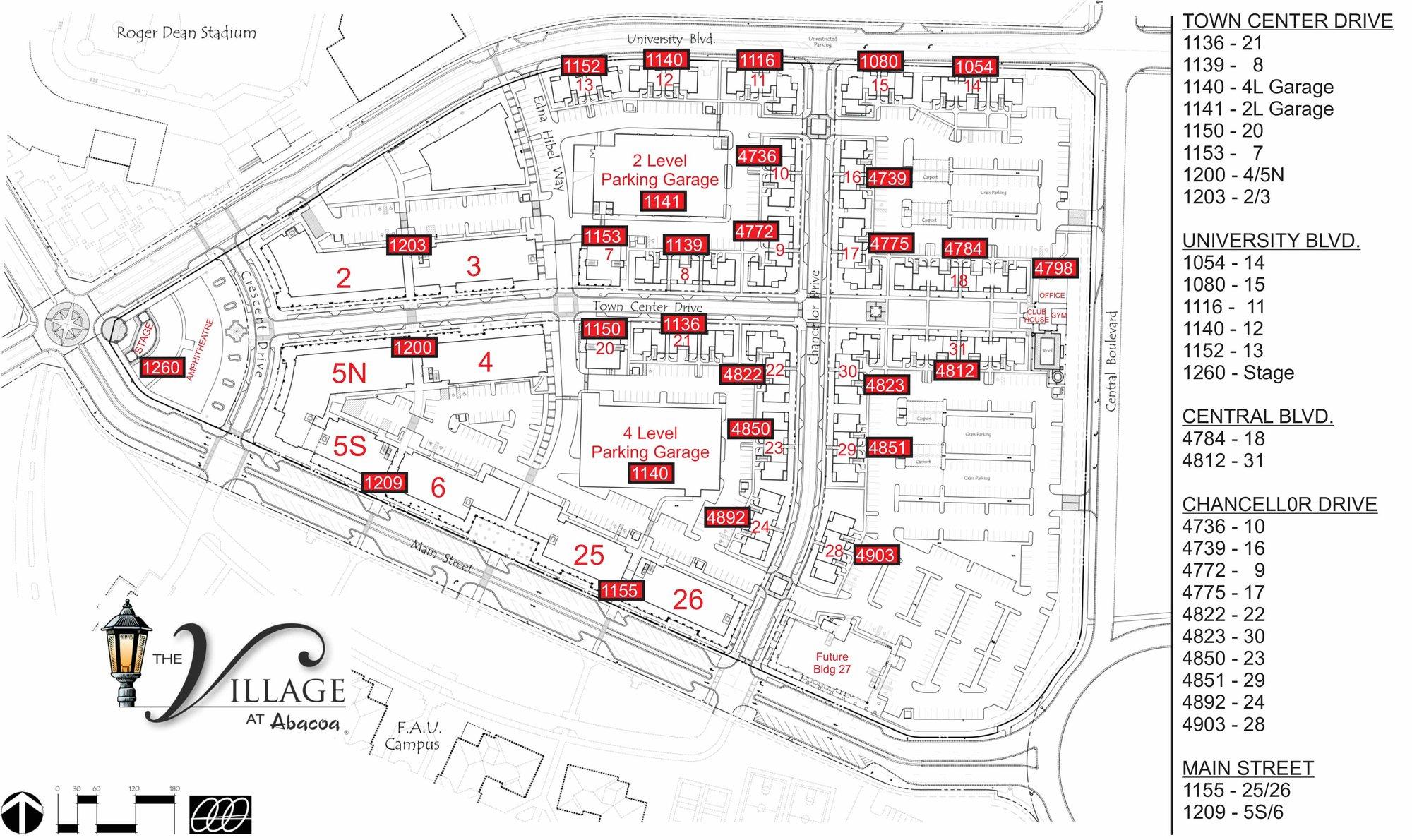 Village At Abacoa Condos, Jupiter, Florida: Abacoa Real Estate - Abacoa Florida Map