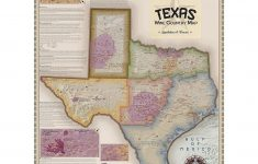 Vinmaps Texas Wine Country Map, Appellations & Wineries Review – Texas Hill Country Wine Trail Map