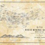 Visit Bodie (@visitbodie)   Twitter – Bodie California Map