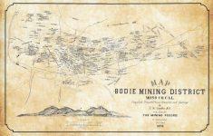 Visit Bodie (@visitbodie) | Twitter – Bodie California Map