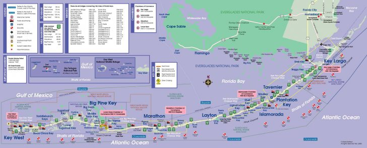 Key West Florida Map Of Hotels