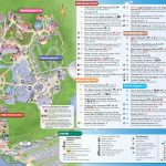 Walt Disney World Maps   Disney Florida Maps 2018