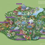 Walt Disney World® Resort Map  Wyndham Lake Buena Vista   Hotel Near   Disney World Florida Hotel Map