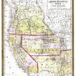 Washington County Maps And Charts   Early California Maps