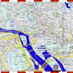 Washington Dc Maps   Top Tourist Attractions   Free, Printable City   Printable Street Maps