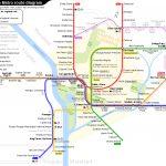 Washington Metro   Wikipedia   Printable Washington Dc Metro Map