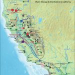Water Issues In California | Kleinman Center For Energy Policy   California Water Map