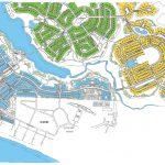 Watercolor Map Florida   Beach Group Properties   Florida Resorts Map