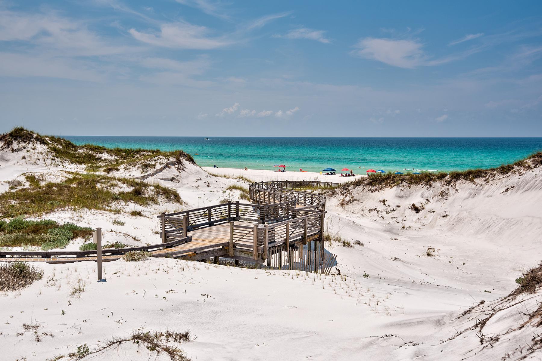 Watersound Florida Beachfront Property Guide - Watersound Beach Florida Map