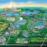 Wdw Wall Map And Walt Disney World Besttabletfor Me Within Resorts   Disney World Florida Hotel Map
