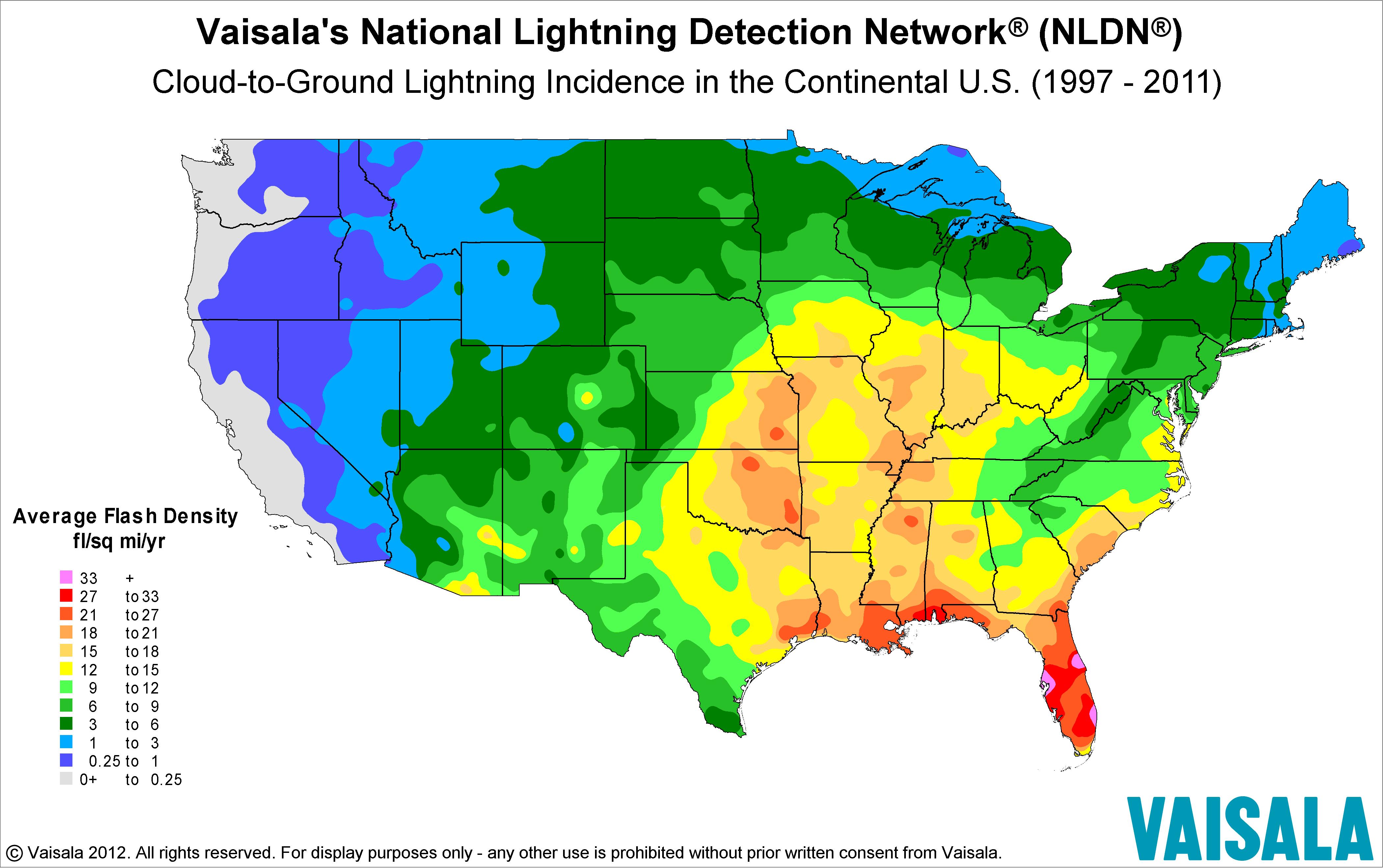 Weather Florida Map - Florida Humidity Map