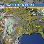 Weather Map Texas Map Of Mexico City – Texas Satellite Weather Map