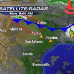 Weather Map Texas Throughout Houston   Roundtripticket   Radar Map For Houston Texas