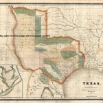 Welcome To Historynyc + Historical Maps, Poster, Books And Custom   Texas Map 1800