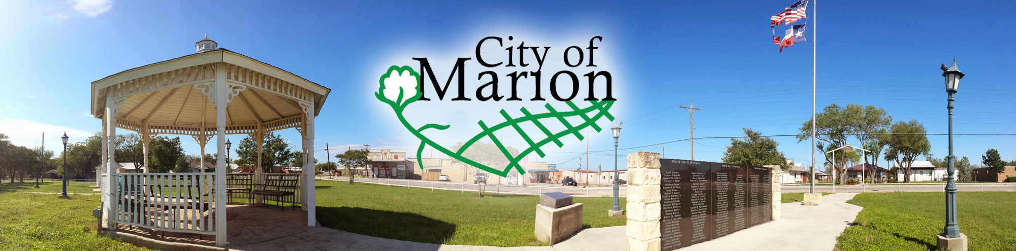 Welcome To Marion, Texas - Marion Texas Map