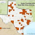 West Nile Is Found In Panola And Van Zandt Counties   Van Zandt County Texas Map