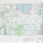 West Palm Beach Topographic Maps, Fl   Usgs Topo Quad 26080A1 At 1   Usgs Topographic Maps Florida