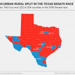 What Really Happened In Texas | Fivethirtyeight   Texas State Senate Map