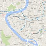 What To Do When Only One Day In Rome | Walking Map   World Wanderista   Printable Walking Map Of Rome