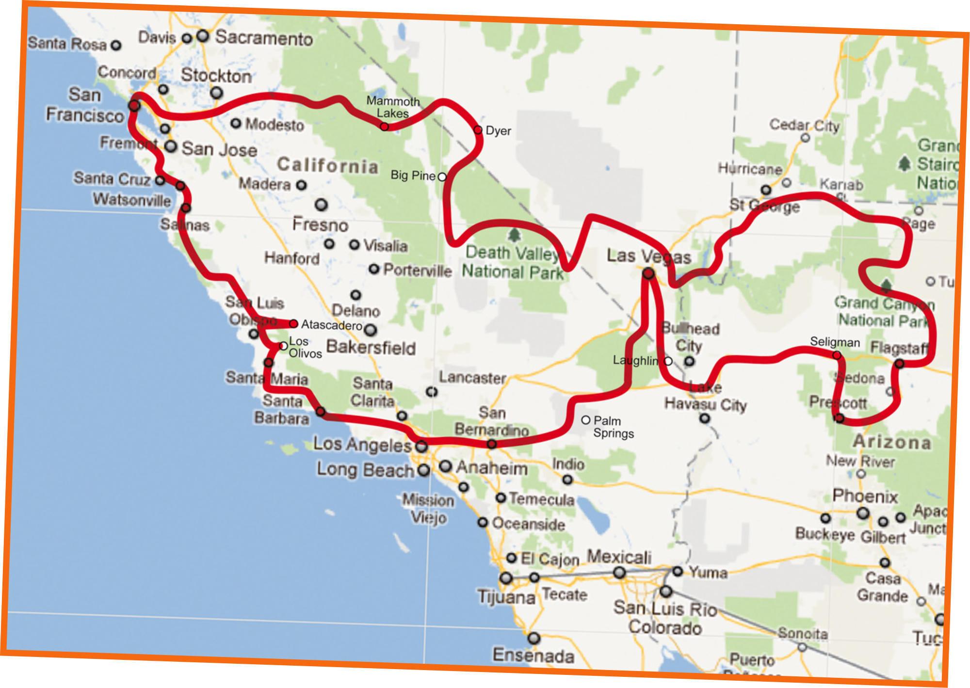 Where Is Modesto California On A Map Outline Us Map Malibu - Map Of Malibu California Area