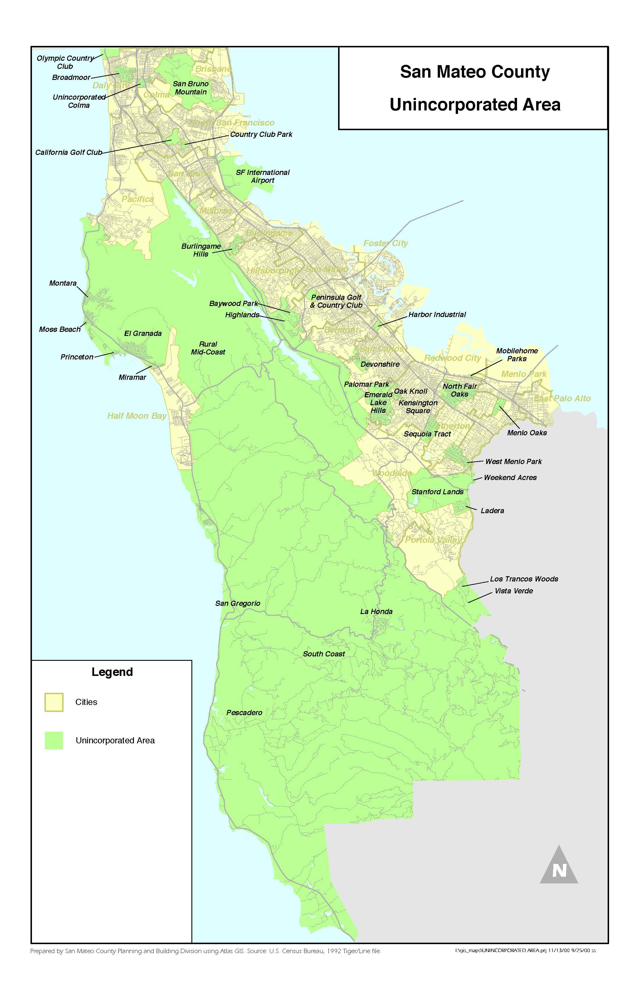 Where Is San Mateo California On The Map - Klipy - San Mateo California Map