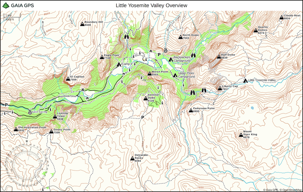 Why You Should Always Print Maps Online With Gaia Gps - Gaia Gps - Printable Topo Maps