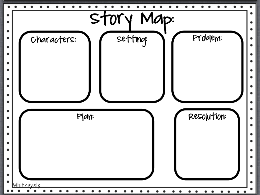 Why Your Children Need To Use Story Grammar To Improve Their Reading - Free Printable Story Map