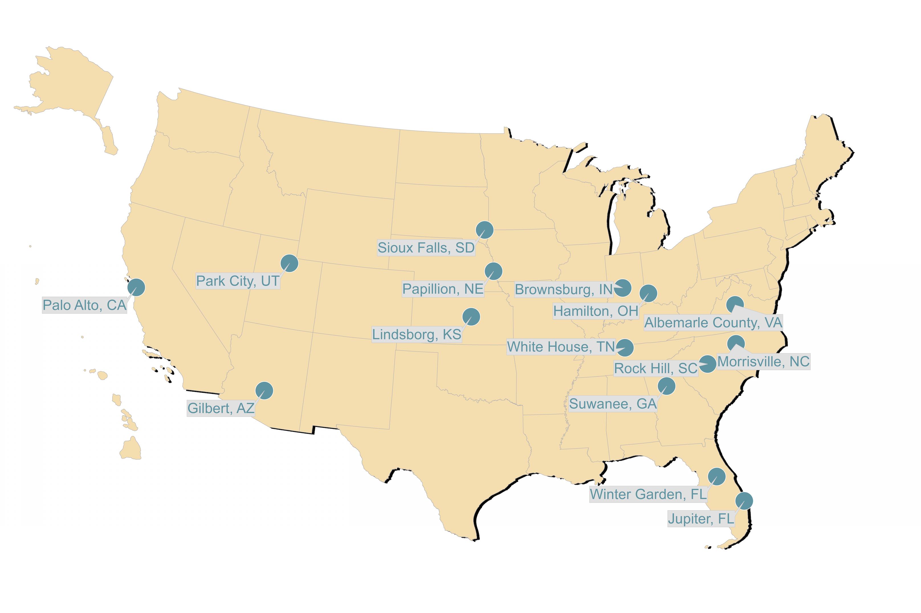 Winter Garden Florida Map - Winter Garden Florida Map