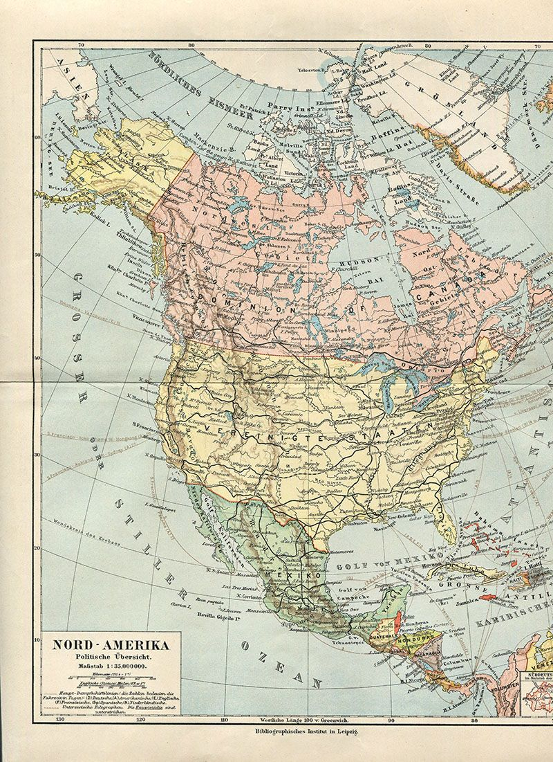 Wonderful Free Printable Vintage Maps To Download | Other - Printable Antique Maps