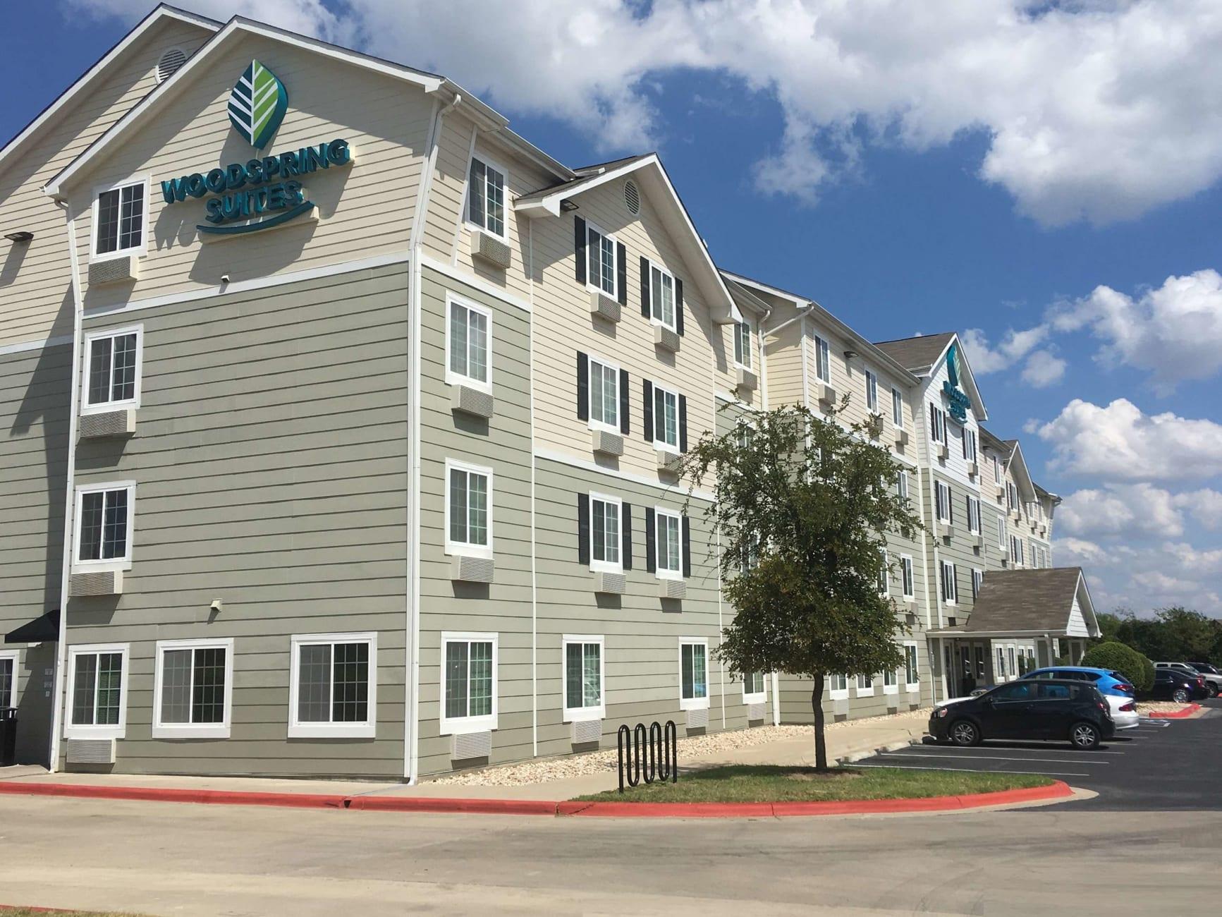 Woodspring Suites Corpus Christi, Texas - Trivago - Map Of Hotels In Corpus Christi Texas