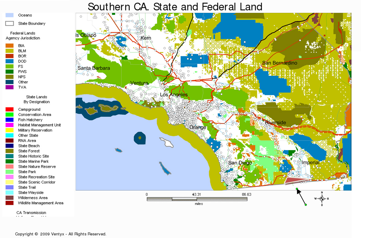 Wug Blm Maps Southern California Maps Of California Blm Maps - Blm Land Map Southern California
