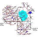 Yosemite Detail Map California Road Map California Ghost Towns Map   Shaver Lake California Map