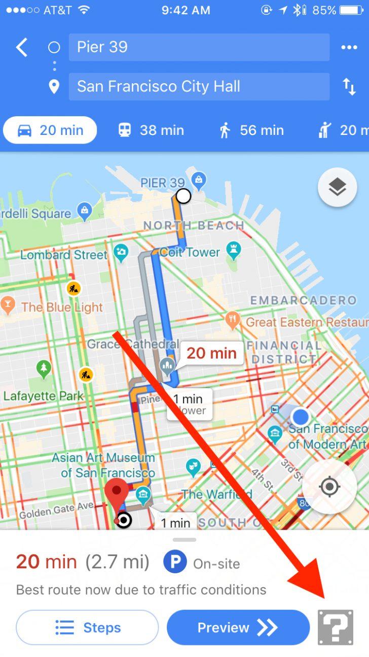 Google Maps Coral Gables Florida